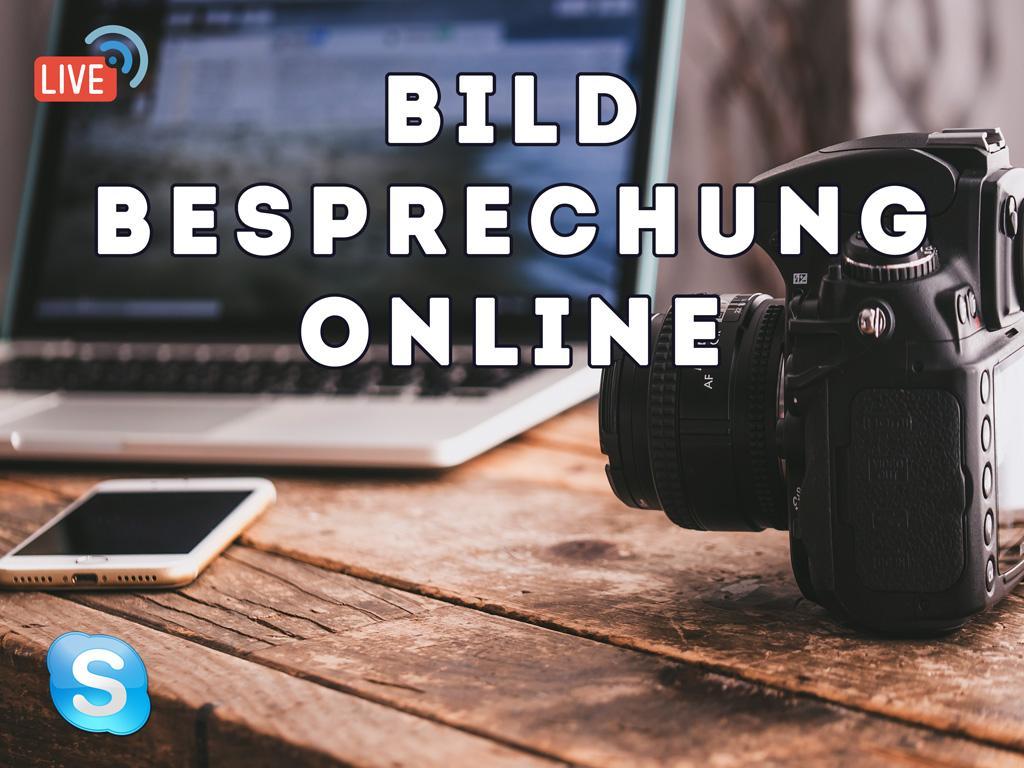 Bildbesprechung Online