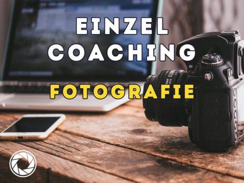 Einzelcoaching Fotografie