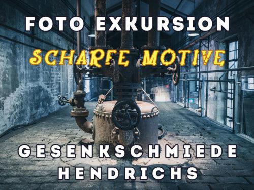Foto-Exkursion Gesenkschmiede Hendrichs
