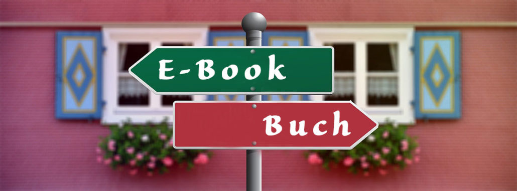 E-Book vs Buch