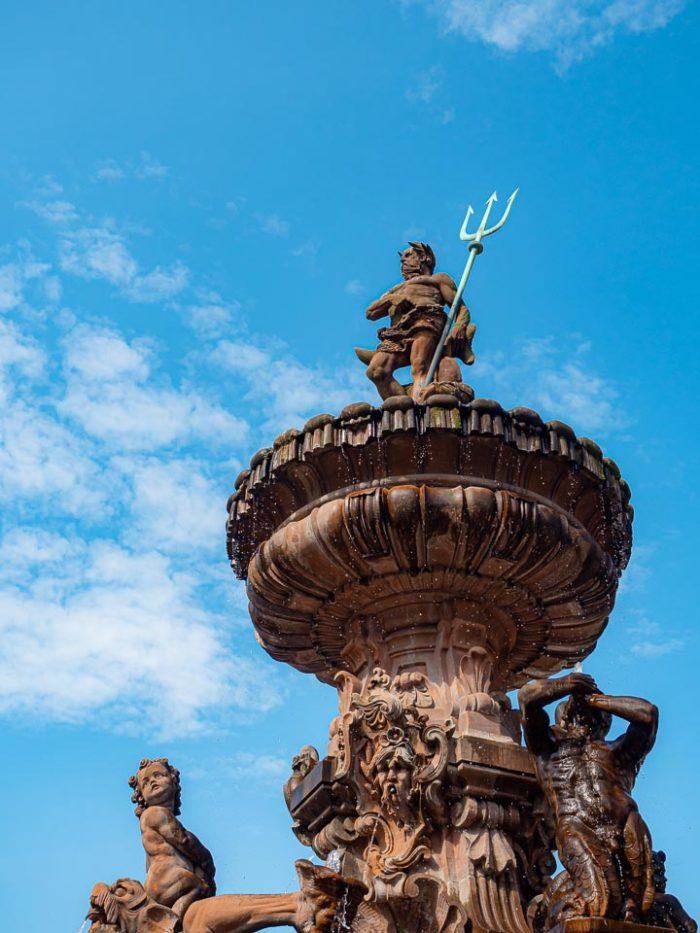 Stadtfotografie Wuppertal - Jubiläumsbrunnen
