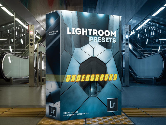 Adobe Lightroom Underground Presets