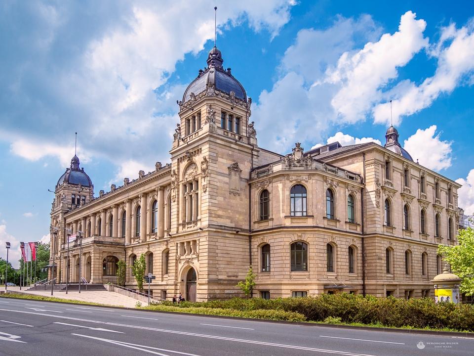 Stadtfotografie Wuppertal - Historische Stadthalle