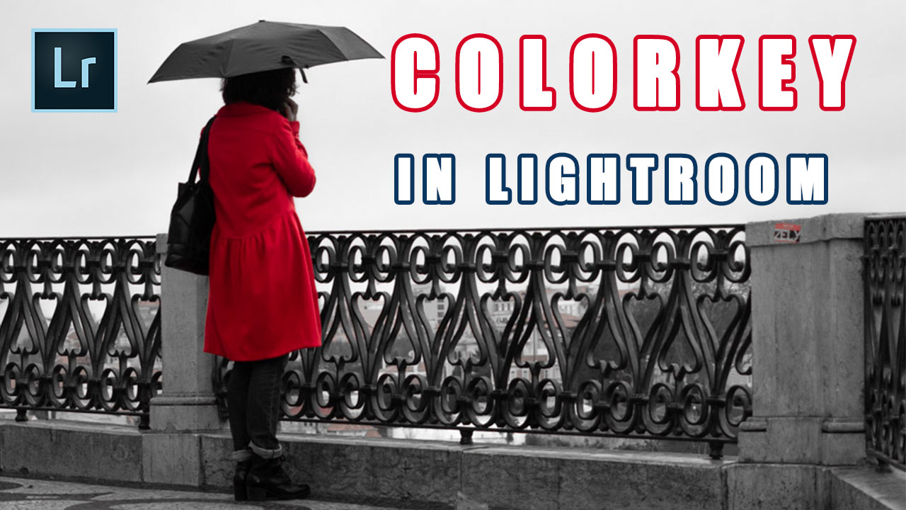 Colorkey in Lightroom