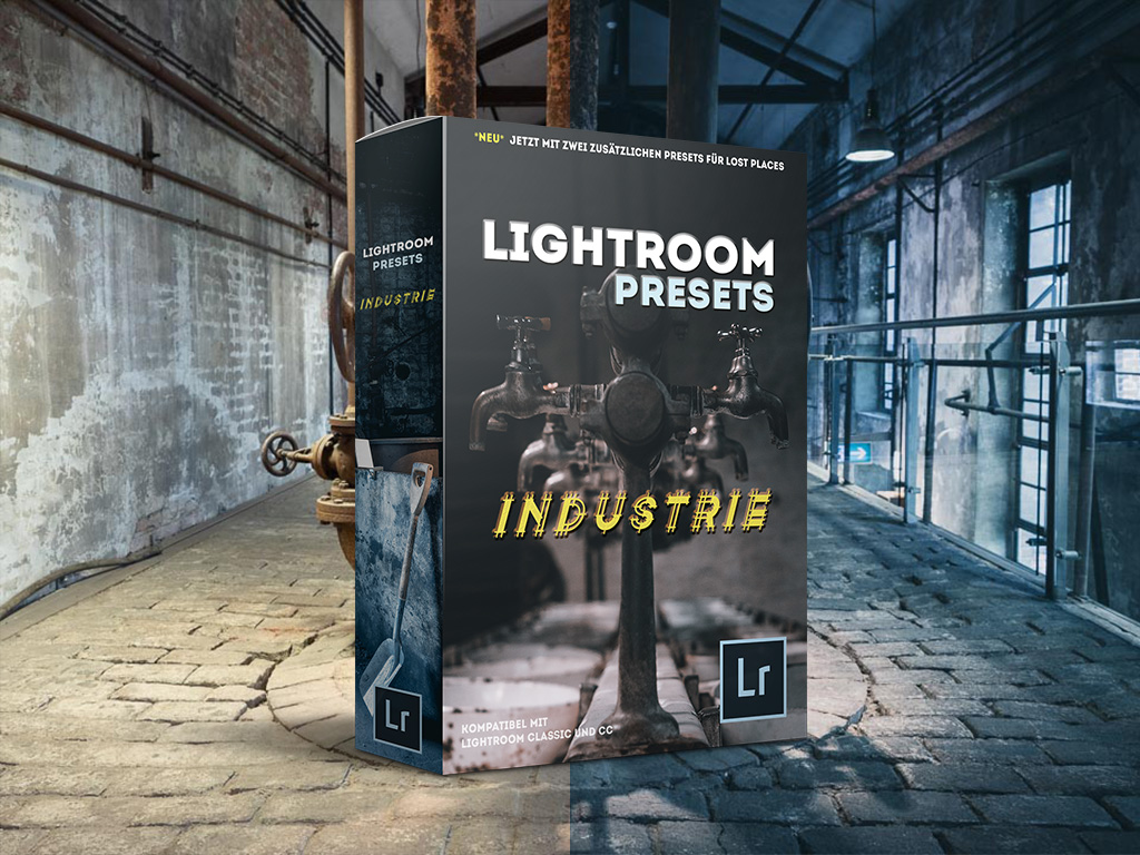 Adobe Lightroom Presets industrie