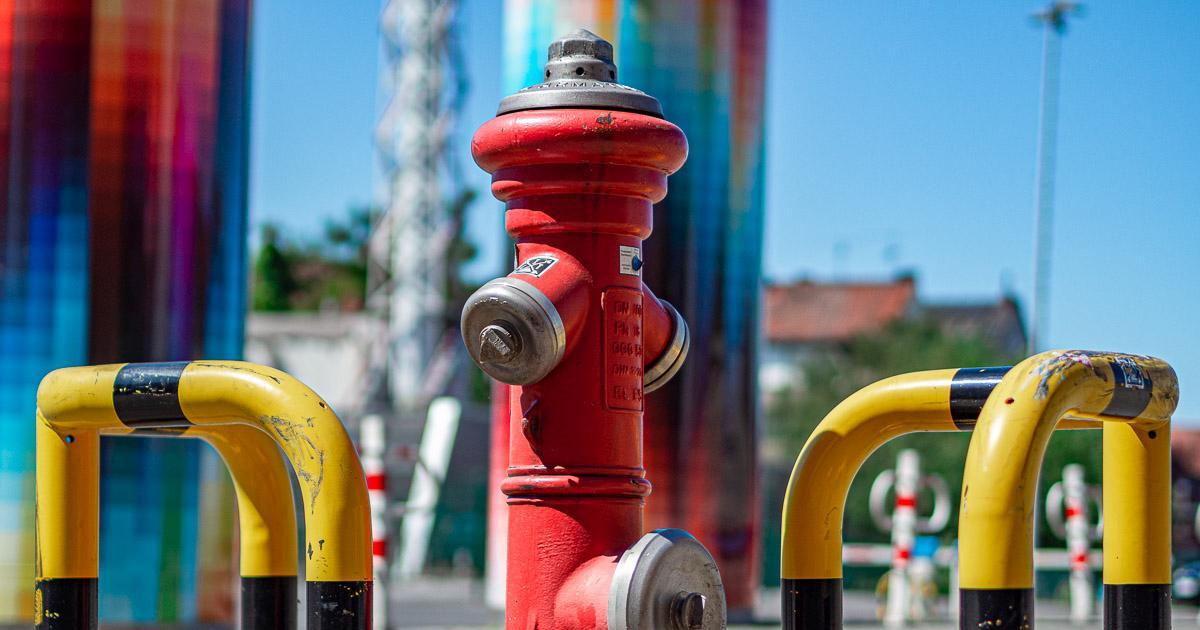 Fotoprojekt Hydrant